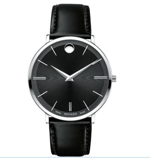 摩凡陀推出全新瑞纤系列超薄腕表