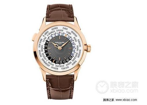 百达翡丽复杂功能计时系列5230R-001腕表