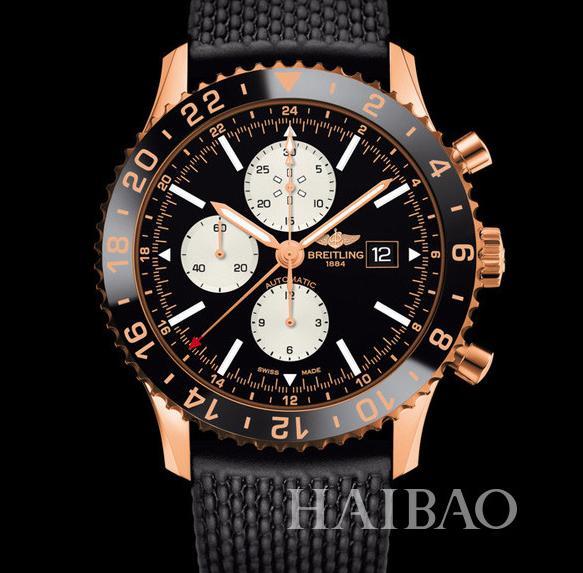 百年灵(Breitling) 航空飞行计时腕表限量系列腕表