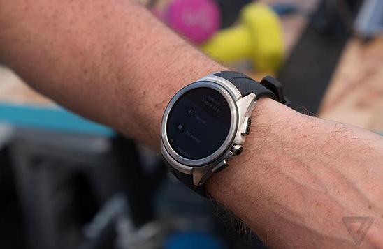 华为LG代工?谷歌推新款智能手表