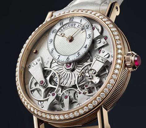 宝玑表推出全新Tradition传世系列Dame腕表