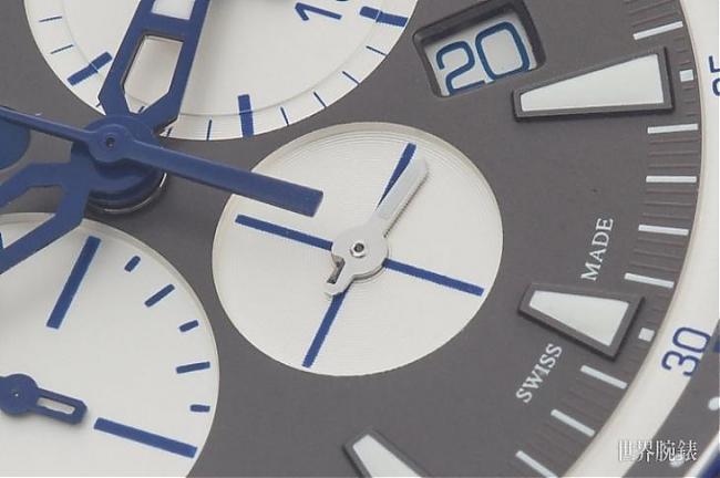 黑陶瓷小鲜肉驾到 积家Master Compressor计时码表;陶瓷;计时码表;两地时间;Master Compressor;JAEGER-LECOULTRE;积家